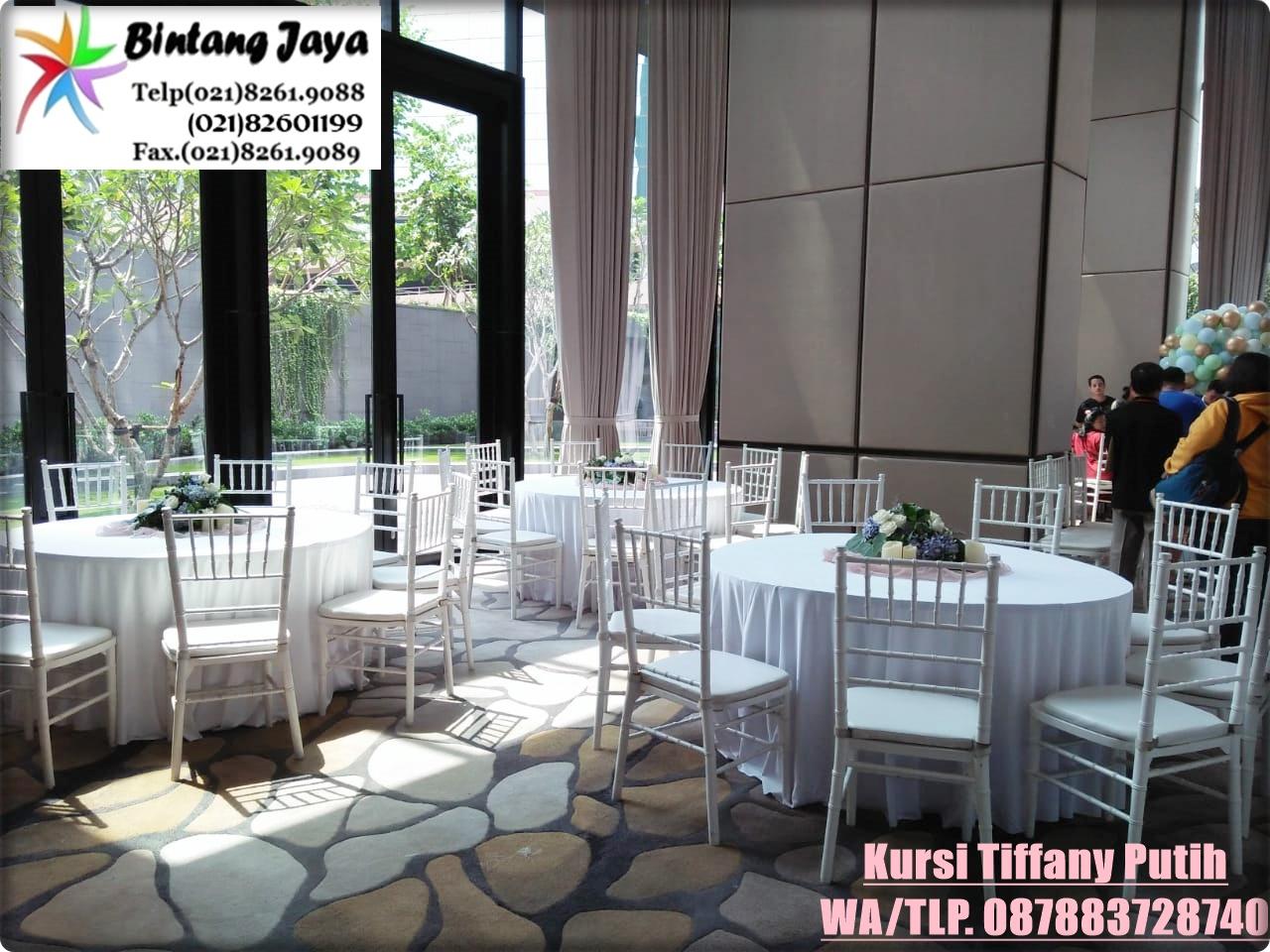 Menyewakan Kursi Tiffany Bogor