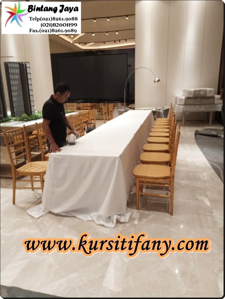 Sewa Kursi Tiffany Event Kuningan