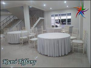 Kursi Tiffany Harga Sewa Murah Kota Bekasi
