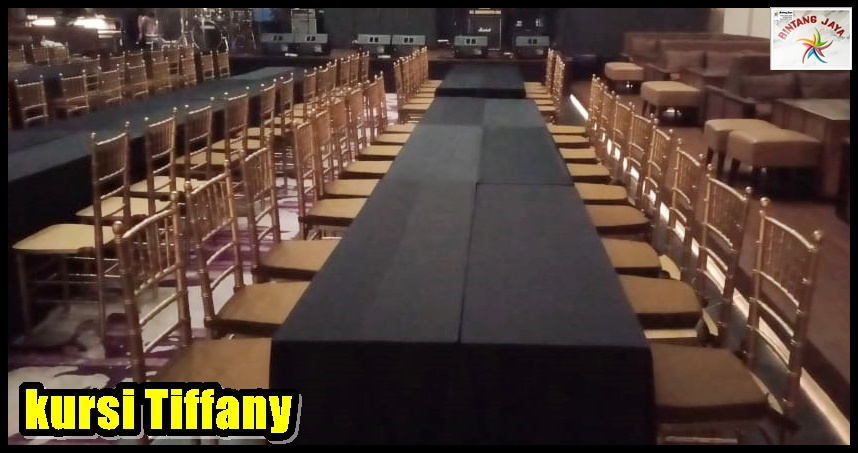 Sewa Kursi Tiffany Event Depok