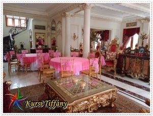 Sewa Kursi Tiffany Gold Pita