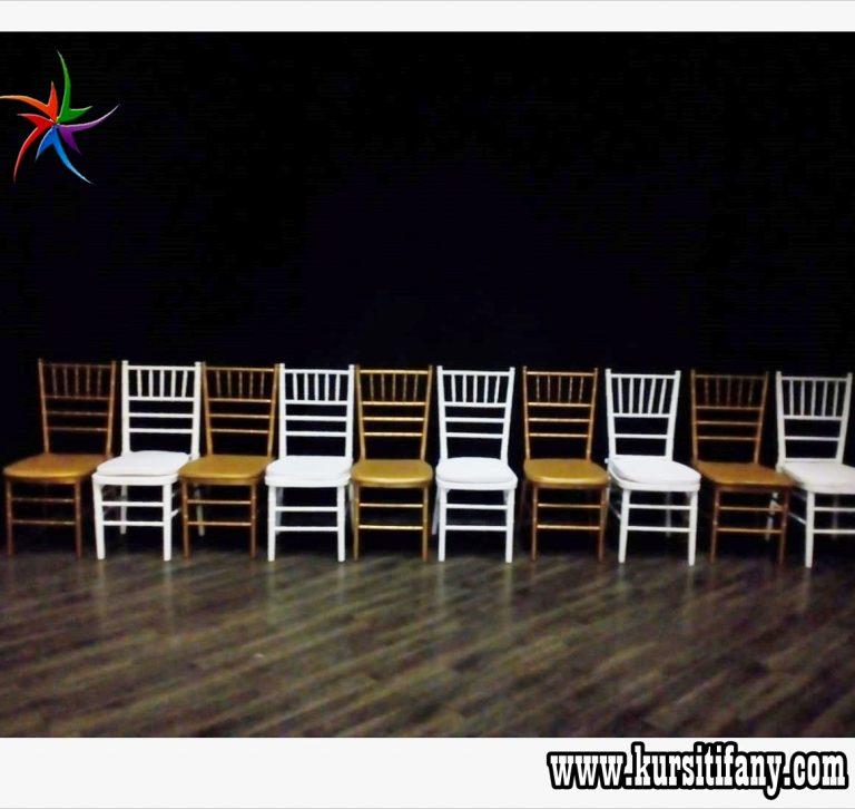Sewa Kursi Tiffany Pekayon Jaya Bekasi Selatan